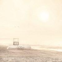 Bleached Beach Fine-Art Print