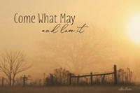 Come What May Fine-Art Print