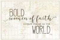 Bold Women of Faith Fine-Art Print