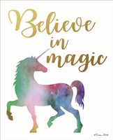 Believe in Magic Fine-Art Print