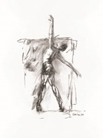 Dance Figure 2 Fine-Art Print