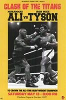 Ali vs Tyson Fine-Art Print