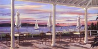 Tables By the Bay Fine-Art Print