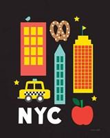 City Fun NYC Fine-Art Print