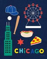 City Fun Chicago Fine-Art Print