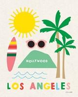 City Fun Los Angeles Fine-Art Print