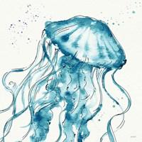 Deep Sea X Teal Fine-Art Print
