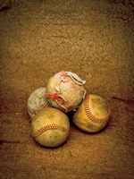Game Ball Portraits Fine-Art Print