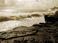 Pahoa Sea Fine-Art Print