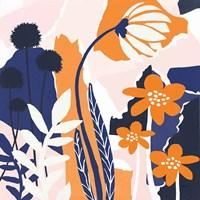 Happy Place Blue Fine-Art Print