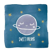 Night Sky Sweet Dreams Framed Print