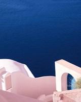 Santorini II Spring Crop Fine-Art Print