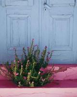 Santorini I Spring Crop Fine-Art Print