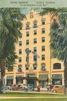 Florida Postcard V Fine-Art Print