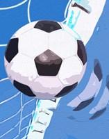 Soccer Goal Fine-Art Print