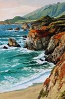 Coastal Grandeur Fine-Art Print