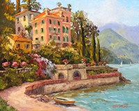 Lake Como Luxury Fine-Art Print