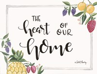 Fruit - Heart of Our Home Fine-Art Print