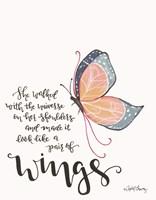 Wings Fine-Art Print