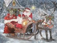 Santa's Little Helper Fine-Art Print