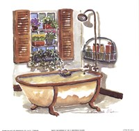 Bath Tub Series IV Fine-Art Print