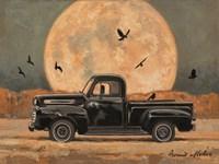 Harvest Moon Fine-Art Print