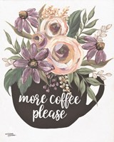 More Coffee Please Fine-Art Print