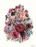 Moody Florals Fine-Art Print