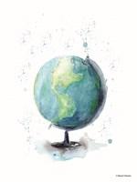 Globe Fine-Art Print