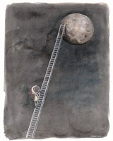 Ladder to the Moon Fine-Art Print