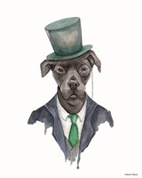 Dapper Dog Fine-Art Print