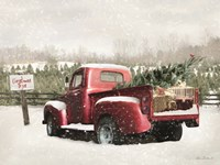 Winter Stop Fine-Art Print