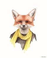 Foxxy Fox Fine-Art Print