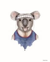 Kewl Koala Fine-Art Print