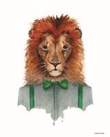Lovely Lion Fine-Art Print