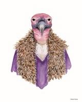 Vulture in a Vest Fine-Art Print