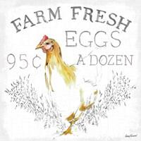 Farm Fresh enamel Fine-Art Print