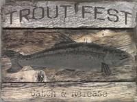 Trout Fest Fine-Art Print