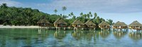 Lagoon Resort, Island, Water, Beach, Bora Bora, French Polynesia, Fine-Art Print