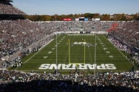 Spartan Stadium, Michigan State University Fine-Art Print