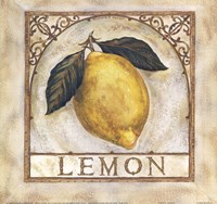 Fancy Lemon Fine-Art Print