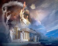 Lion Of Judah Fine-Art Print