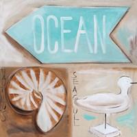 Where's the Ocean? Fine-Art Print