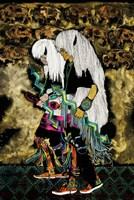 Danza de los Bisontes Fine-Art Print