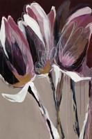 Aubergine Splendor I Fine-Art Print