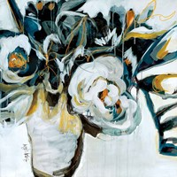 Nightingale Blooms Fine-Art Print