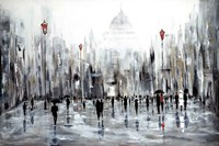 Grande Ville Fine-Art Print
