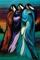 Three Sisters Fine-Art Print