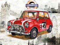 British Car Fine-Art Print