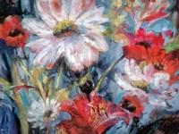 Tangled Garden I Fine-Art Print